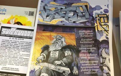 Napakaira-lehdessä matkakertomus Vienan Karjalasta