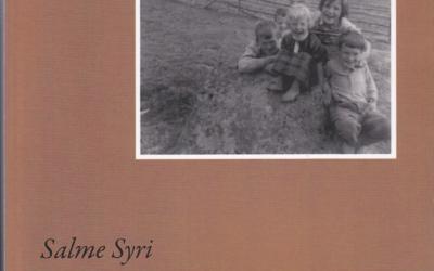 Salme Syrin uusi kirja Äidin korvike KSS:n verkkokaupassa