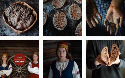 Taru Korhonen – karjalaisen perinneruuan lähettiläs Instagramissa