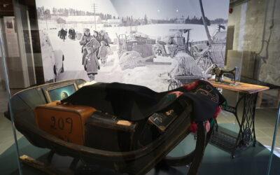 Sijoiltaan-näyttelyt kuvaavat pakolaisuutta Lappeenrannassa lokakuulle asti