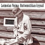 Päivänvalgien nägi Loimolan Voima-muuzikkujoukon Ruttomužikan kyynäl-disku