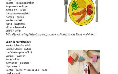 Karjalan kieli eläy