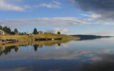 Olgan čuppuni: Nisan kyläštä kuuluu, kuin tetrit kiimitäh kevyällä