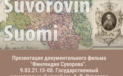 Suvorovin Suomi-dokumenttisarja kiinnostaa Venäjällä
