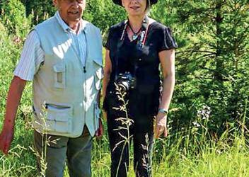 "Taina Jyrkkärinne: ""Salmi on minun armas hieru, sendäh gu tuatan juuret ollah sie"""